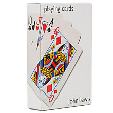Buy John Lewis Playing Cards Online at johnlewis.com
