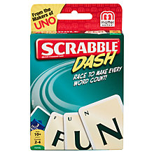 Buy Scrabble Dash Game Online at johnlewis.com