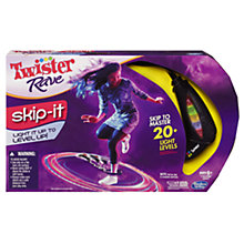 Buy MB Games Twister Rave Skip-It Game Online at johnlewis.com