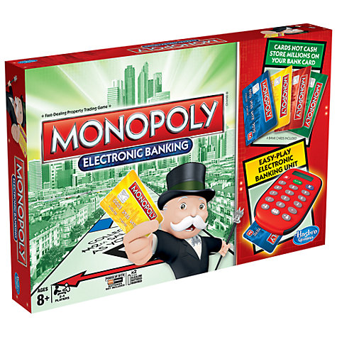 Buy Monopoly: Electronic Banking Online at johnlewis.com