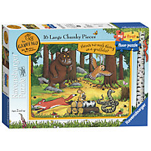 Buy Ravensburger Gruffalo Floor Jigsaw Puzzle Online at johnlewis.com