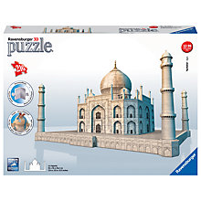 Buy Ravensburger Taj Mahal 3D Puzzle Online at johnlewis.com