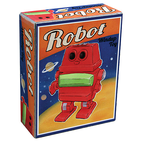 Buy Robot Wind-Up Toy Online at johnlewis.com