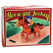 Buy Horse Jockey Wind-Up Toy Online at johnlewis.com
