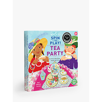Product photo of Eeboo tea party game