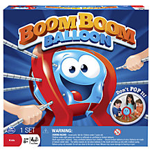 Buy Spinmaster Boom Boom Balloon Game Online at johnlewis.com