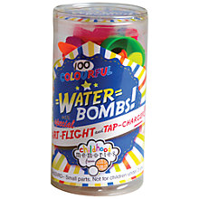 Buy House of Marbles Water Bombs, Pack of 100 Online at johnlewis.com
