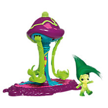 Buy The Zelfs Toadstool Twirl-n-Swing Playset Online at johnlewis.com