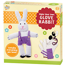 Buy Make Your Own Glove Rabbit Kit Online at johnlewis.com