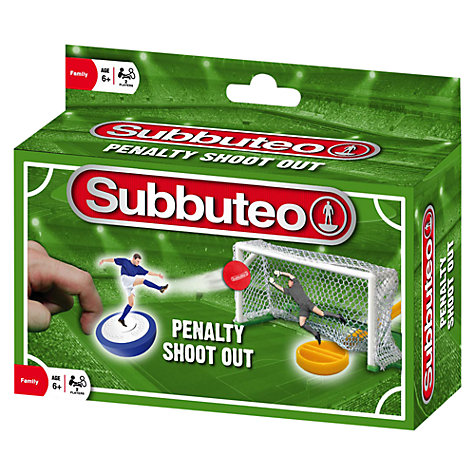 Buy Subbuteo Penalty Shoot Out Game Online at johnlewis.com