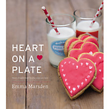 Buy Heart on a Plate Cookery Book Online at johnlewis.com