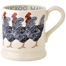 Buy Emma Bridgewater Maran Hen Mug, 0.3L Online at johnlewis.com