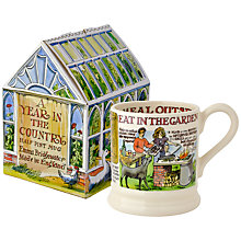 Buy Emma Bridgewater Eat In The Garden Mug Online at johnlewis.com