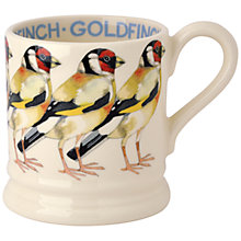 Buy Emma Bridgewater Goldfinch Mug, 0.3L Online at johnlewis.com