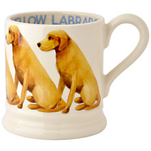 Buy Emma Bridgewater Yellow Labrador Mug, 0.3L Online at johnlewis.com