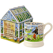 Buy Emma Bridgewater A Year In The Country Gardener Mug Online at johnlewis.com