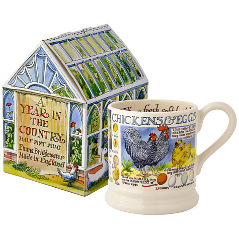 Buy Emma Bridgewater A Year In The Country Mug Online at johnlewis.com