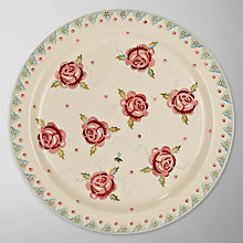 Buy Emma Bridgewater Rose & Bee Cake Plate, Dia.33cm Online at johnlewis.com