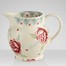 Buy Emma Bridgewater Rose & Bee Jug Online at johnlewis.com