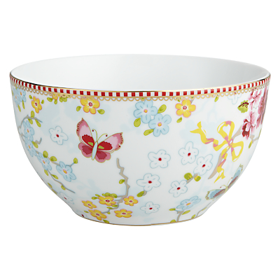 PiP Studio Chinese Rose Bowl, Dia.15cm