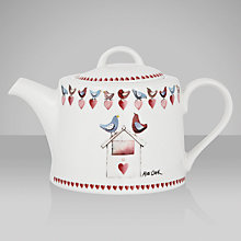 Buy Queens Love Birds Teapot Online at johnlewis.com