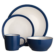 Buy House by John Lewis Tableware Set, 16 Piece Online at johnlewis.com