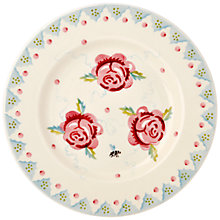 Buy Emma Bridgewater Rose & Bee Plate, Dia.22cm Online at johnlewis.com