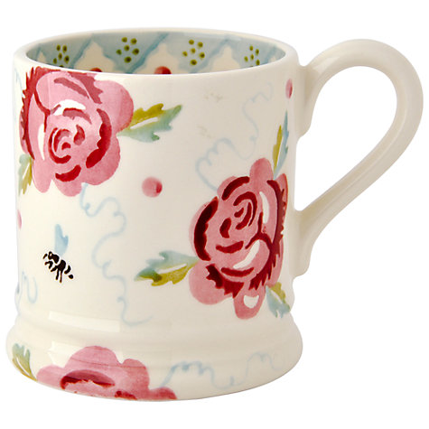 Buy Emma Bridgewater Rose & Bee Mug Online at johnlewis.com