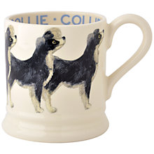 Buy Emma Bridgewater Border Collie Mug, 0.3L Online at johnlewis.com
