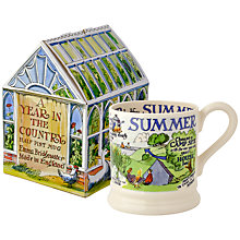 Buy Emma Bridgewater A Year In The Country Summer Mug Online at johnlewis.com
