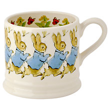 Buy Emma Bridgewater Peter Rabbit Baby Mug Online at johnlewis.com