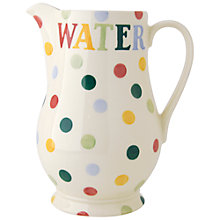 Buy Emma Bridgewater Polka Dot Water Jug Online at johnlewis.com