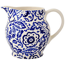 Buy Emma Bridgewater Wallpaper Jug, Blue, 0.3L Online at johnlewis.com