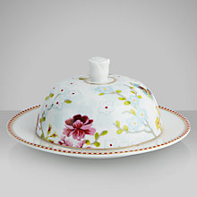 Buy PiP Studio Chinese Rose Butter Dish Online at johnlewis.com
