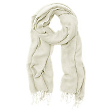 Buy Mint Velvet Lurex Scarf Online at johnlewis.com