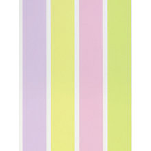 Buy Designers Guild Fun Fair Stripe Wallpaper Online at johnlewis.com