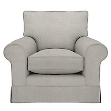 Buy John Lewis Padstow Loose Cover Armchair, Price Band D Online at johnlewis.com
