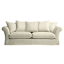 Buy John Lewis Chambery Loose Cover Sofa, Price Band B, Astley Natural Online at johnlewis.com