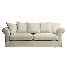 Buy John Lewis Chambery Grand Loose Cover Sofa, Price Band B Online at johnlewis.com