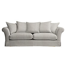 Buy John Lewis Chambery Grand Loose Cover Sofa, Price Band D Online at johnlewis.com