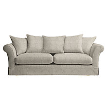 Buy John Lewis Chambery Grand Loose Cover Sofa, Price Band C Online at johnlewis.com