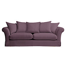 Buy John Lewis Chambery Grand Loose Cover Sofa, Price Band A Online at johnlewis.com
