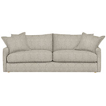 Buy John Lewis Inverness Grand Loose Cover Sofa, Price Band C Online at johnlewis.com