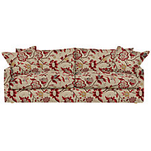 Buy John Lewis Inverness Large Loose Cover Sofa, Price Band F Online at johnlewis.com