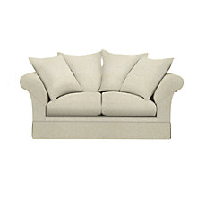 Buy John Lewis Chambery Medium Loose Cover Sofa, Price Band B, Astley Natural Online at johnlewis.com