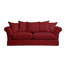 Buy John Lewis Chambery Large Loose Cover Sofa, Price Band A Online at johnlewis.com