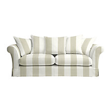 Buy John Lewis Chambery Large Loose Cover Sofa, Price Band C Online at johnlewis.com