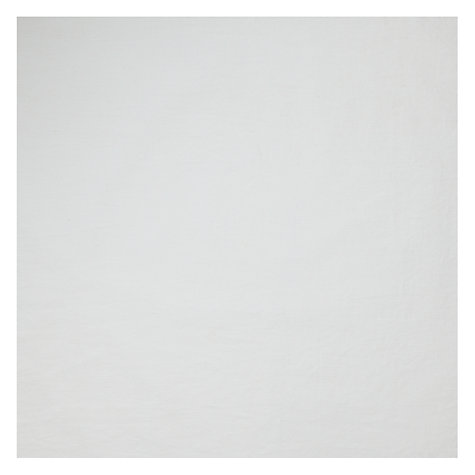 Buy John Lewis Newlyn Semi Plain Loose Cover Fabric, White, Price Band C Online at johnlewis.com