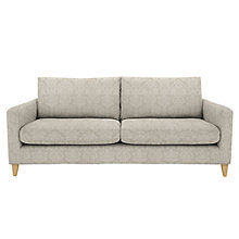 Buy John Lewis Bailey Grand Loose Cover Sofa, Price Band C Online at johnlewis.com