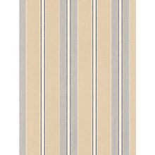 Buy Galerie Linen Stripe Vinyl Wallpaper Online at johnlewis.com